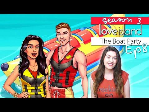 Banana Boat Bonanza! 🍌 | Ep 8 (Love Island The Game S3: The Boat Party)