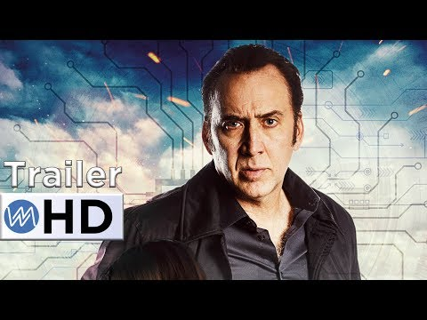 The Humanity Bureau Official Trailer (HD) Nicolas Cage