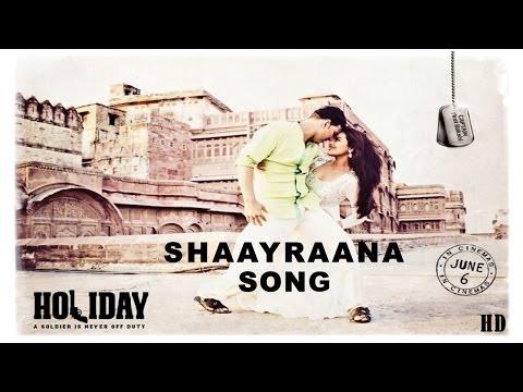 Shaayraana Shaayraana (OST)