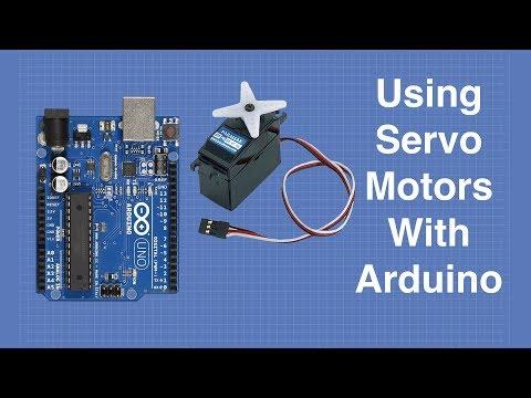 Using Servo Motors with Arduino