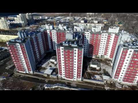 """Квартиры в ЖК """"Янинский Каскад"""" в (СПБ), Всеволожский район"""