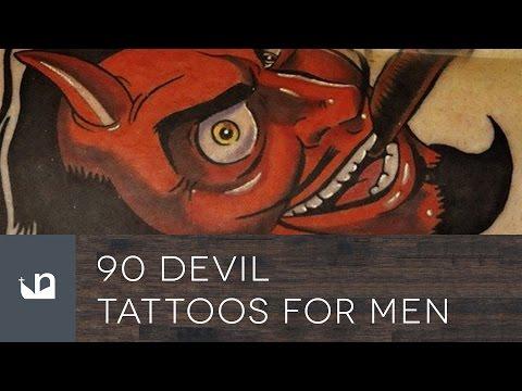 90 Devil Tattoos For Men