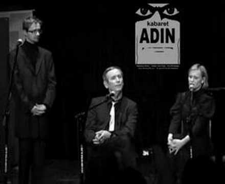 Kabaret Adin - Wywiad z politykiem