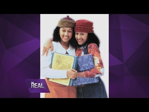 """talks - Long before she was a co-host on the REALest show in daytime, Tamera Mowry-Housley was the star of '90s hit sitcom """"Sister, Sister."""" Watch as the actress reminisces about her days as a..."""