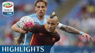 Video Lazio - Roma  1-4 - Highlights - Matchday 31 - Serie A TIM 2015/16 MP3, 3GP, MP4, WEBM, AVI, FLV Februari 2018