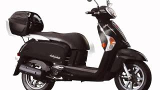 8. 2010 KYMCO Like 50 Specification, Info
