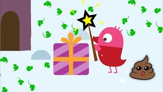 Let's Fly In The Magical Forest! Robbin Birdhouse Sago Mini Forest Flyer Games For KidsArcade Games for Kid Channel: https://www.youtube.com/channel/UC-wKZ12ScITIRzccmOoadxA?sub_confirmation=1Bad Piggies 2nd Channel: https://www.youtube.com/watch?v=sXuqY1XstpA&list=PLNeXEpk519Z7PKgJ5zWYabk4KIQuQ-Jo3♥ Become a friend:➜ Subscribe: https://goo.gl/5guGWY♥ Download:➜ iOS: https://itunes.apple.com/us/app/sago-mini-forest-flyer/id640702076?mt=8➜ Android: https://play.google.com/store/apps/details?id=com.sagosago.ForestFlyer.googleplayThe fun begins at Robin's birdhouse. Ring the doorbell and invite your new feathered friend out to play. Discover the magical forest together as you soar through the sky, splash in the pond, do a little dance, and make new friends. This open-ended play experience is loaded with exciting animated surprises guaranteed to make your little one giggle with joy. Made with love, Sago Mini Forest Flyer puts kids in control. Part of the award-winning suite of Sago Mini apps, the app is sure to bring joy to your little one. Sago Mini apps have no in-app purchases or third party advertising. These open-ended play experiences are the perfect starter apps for little ones. Our team of designers and developers create apps that children love and parents trust. We build on kids' natural sense of wonder, creativity and curiosity to make apps that are safe, positive and fun. Millions of parents trust Sago Mini as the ideal first apps for their little ones.