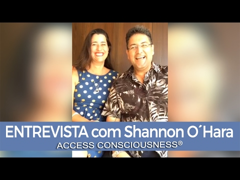 Entrevista com a Shannon O´Hara - Criadora do Falando com as Entidades
