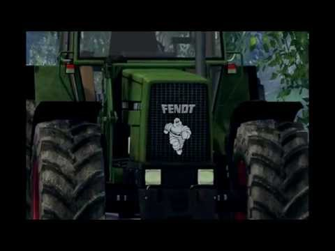 Fendt 611 LSA turbomatik Washable edition v2