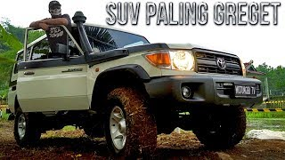 Video Toyota Land Cruiser 70 ''Bundera'' MP3, 3GP, MP4, WEBM, AVI, FLV November 2018