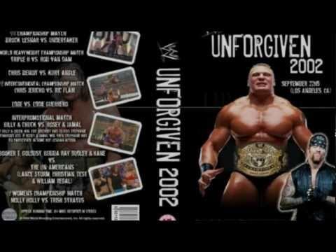 WWE Unforgiven 2002 Theme Song Full+HD