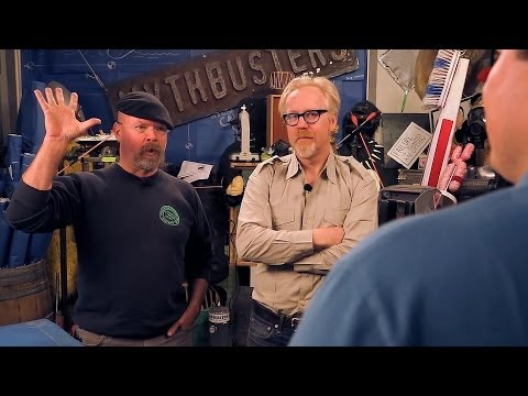 Episode 7 − Finding Things Out: Conversation with the MythBusters (Part 2)