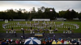 Cambridge (OH) United States  city images : Cityscape Heroes : Cavalcade of Bands in Cambridge OH