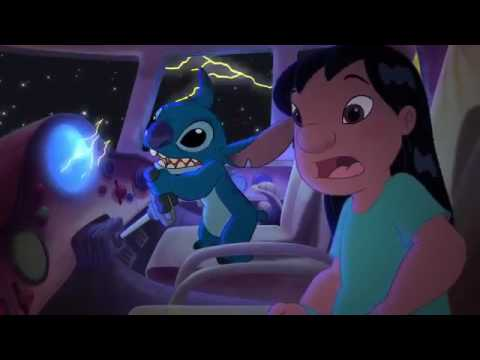 Stitch! The Movie Space Fight