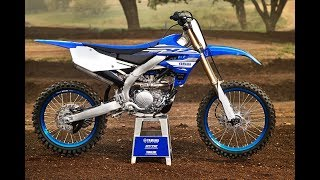 8. A Short Review of the 2019 Yamaha YZ250F Specifications