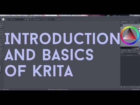Introduction To Krita