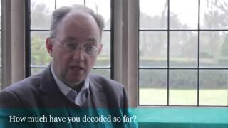 Professor Stephen Bax Voynich Manuscript Decoded