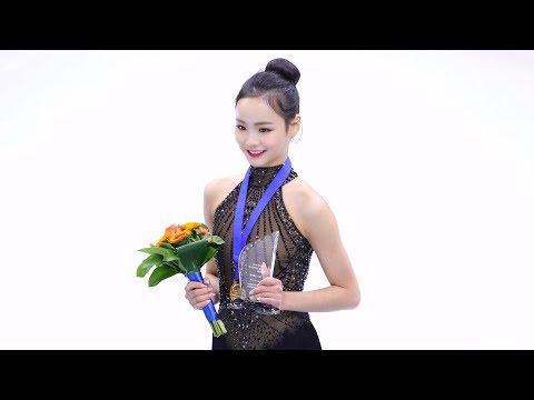 181223 임은수 (Eunsoo Lim) 1위 시상식 직캠 @피겨스케이팅 회장배 랭킹대회 4K Fancam by -wA- - Thời lượng: 4 phút, 17 giây.