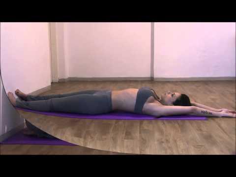 Posturas de Yoga para alívio de dor na lombar