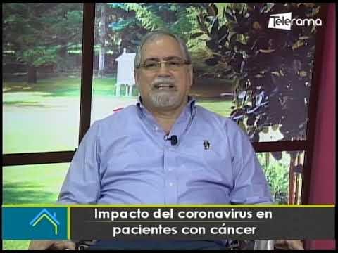 Impacto del coronavirus en pacientes con cáncer