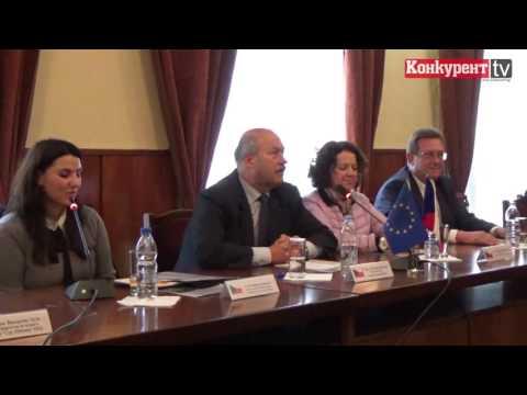 Калин Каменов посрещна посланика на на Чехия
