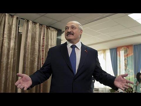 Peti mandat na vidiku za Lukašenka