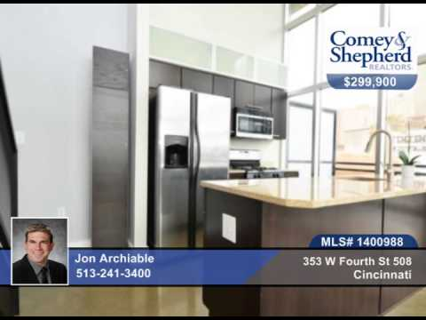 353 W Fourth St 508  Cincinnati, OH Homes for Sale   www.comey.com