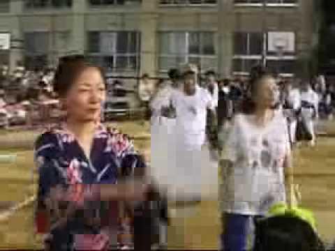 2009盆踊り大会in大阪市立今津小学校(2)