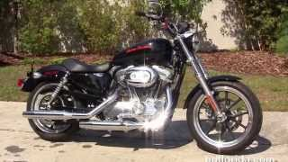 4. Used 2013 Harley Davidson Sportster 883 Superlow Motorcycles for sale