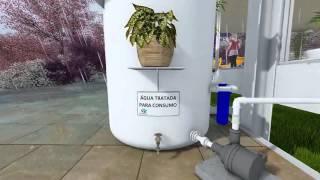 Tratamento de Água de Chuva