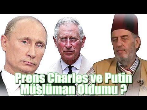 (K434) Prens Charles ve Putin Müslüman Oldu mu? - Üstad Kadir Mısıroğlu