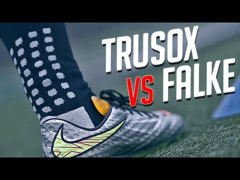 Trusox vs Falke: Which Football Socks are better? Review by freekickerz