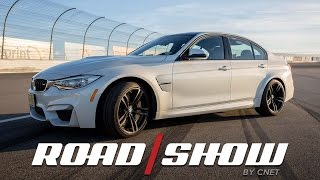 BMW's boosted M3 hasn't lost its character by Roadshow