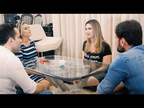 Maquiagem - Jogo da Verdade:  Amor na Maturidade - 3ª Temporada  Ep. 1 Valéria Ruiz - Bem Separadas