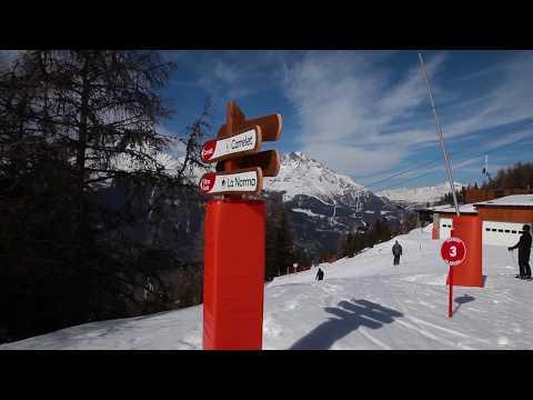 Du soleil, du ski et de la neige à La Norma