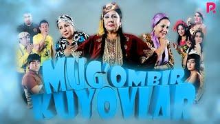 Video Mug'ombir kuyovlar (o'zbek film) | Мугомбир куёвлар (узбекфильм) MP3, 3GP, MP4, WEBM, AVI, FLV Februari 2018