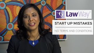 Law Way | Start Up Mistakes: No Terms and Conditions