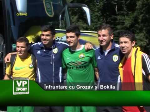 Înfruntare cu Grozav și Bokila