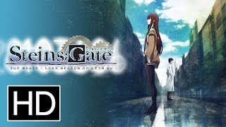 Nonton Steins Gate The Movie  Load Region Of Deja Vu   Official Trailer Film Subtitle Indonesia Streaming Movie Download
