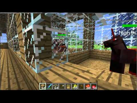 Minecraft Mo Creatures: How to get all horses