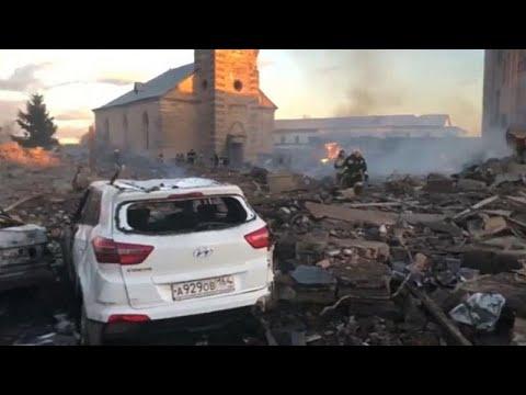 Νεκροί και τραυματίες από έκρηξη σε εργοστάσιο πυροτεχνημάτων…