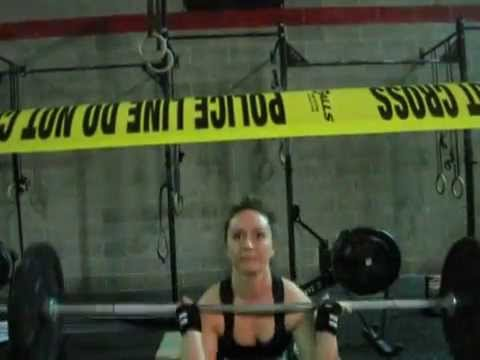 Metoac CrossFit Open 15.5