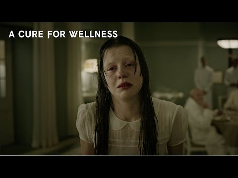 A Cure For Wellness | Watch it Now on Digital HD | 20th Century FOX