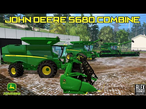 John Deere 690 Pack Wash v1.0