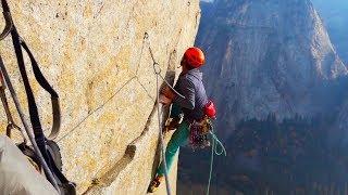 A TRUE YOSEMITE ASS KICKING    |   Big Wall Free Climbing in Yosemite by Nate Murphy