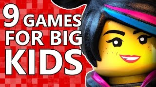 9 Kid friendly games adults will also enjoy