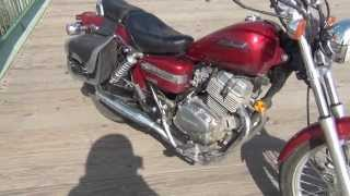 3. Honda Rebel 250 Review