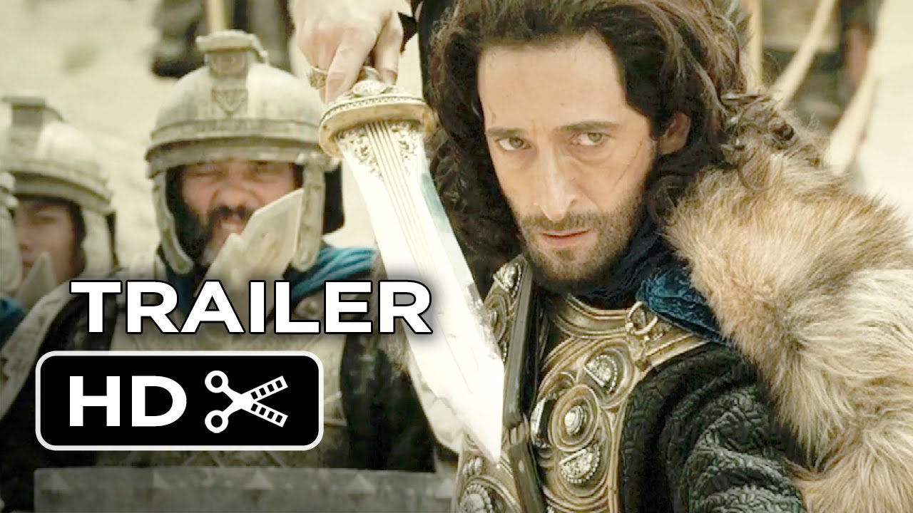 Dragon Blade Official Trailer #1 (2015) – Jackie Chan, Adrien Brody Movie HD #Estrenos #Trailers