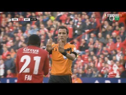 Standard - Antwerp : 0-2