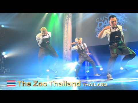 【GDC 8th】GATSBY DANCE COMPETITION 2015-2016:ASIA GRANDFINAL/Thailand【THAILAND】